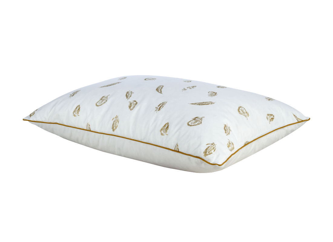 ŽASŲ/ANČIŲ pluksnų ir pūkų pagalvė