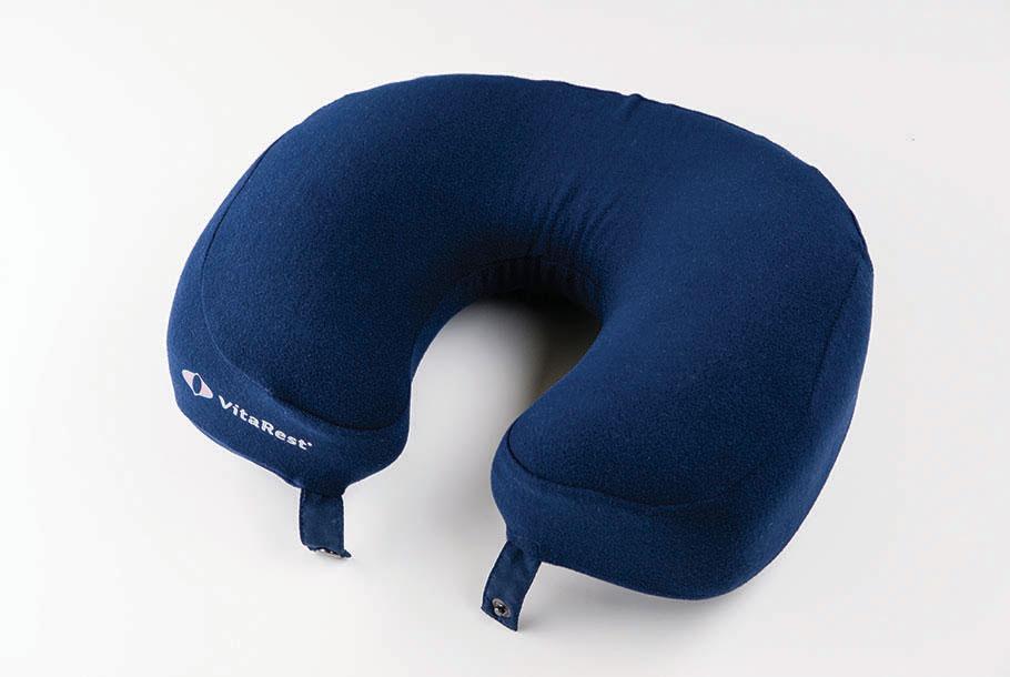 Kaklo pagalvė (mėlyna)